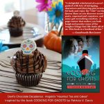 Yay!  COOKING FOR GHOSTS Goodreads Giveaway